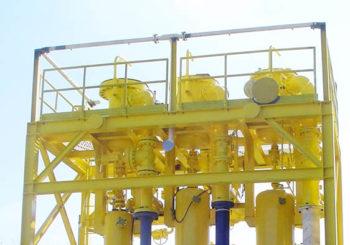 Desanders Hydrocyclone