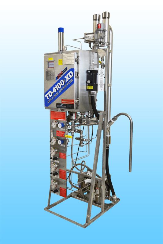 TD4100XD800 Turner Designs Hydrocarbon Instruments
